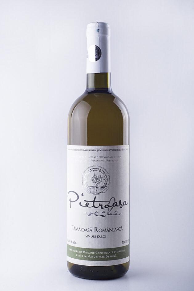 Tămâioasă Românească dulce
